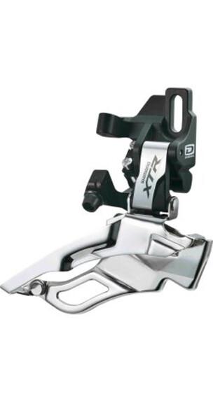 Shimano XTR FD-M981 Przerzutka przednia 3-prędkości Dyna-Sys srebrny